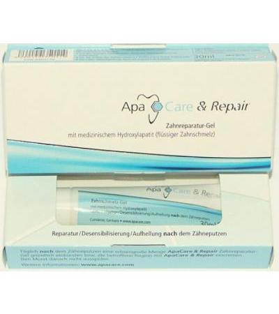 Apa Care & Repair - Intensiv-Zahnpflege-Gel - 30ml