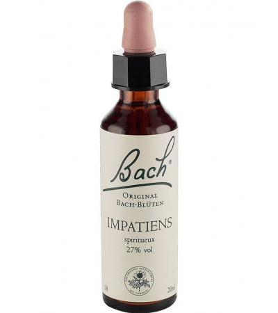 Bachblüten Original Impatiens No18 - 20 ml