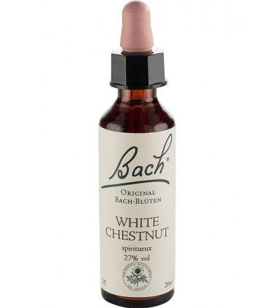 Bachblüten Original White Chestnut No35 - 20 ml