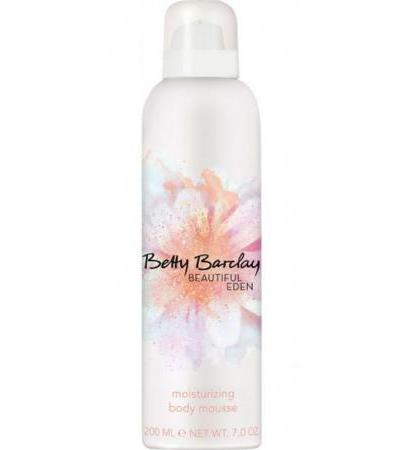 Betty Barclay Beautiful Eden - Moisturizing Body Mousse - 200ml