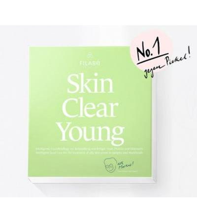 Filabe Skin Clear YOUNG - Monatspackung - 28 Stk.