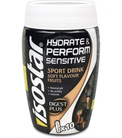 Isostar Hydrate + Perform Sensitive Dose - 400g