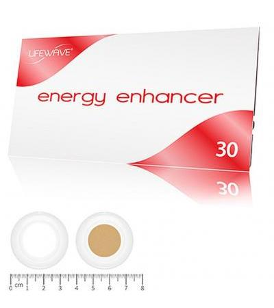 Lifewave Pflaster - Energy enhancer - 30 Stk.