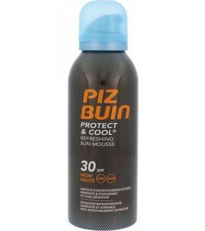 Piz Buin Protect & Cool Refreshing Sun Mousse SPF 30 - 150ml
