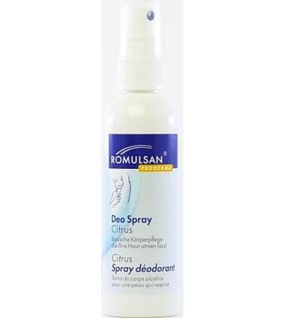 Romulsan proderma Deo-Spray citrus - 100ml