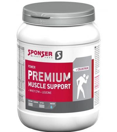 Sponser Premium Muscle Support Chocolate - 425 g