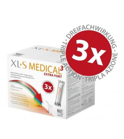XL-S Medical 3 extra forte - Appetit und Fettbinder- 90 Sticks